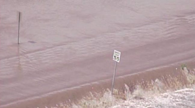 SkyNews 6: Flooding In Osage County
