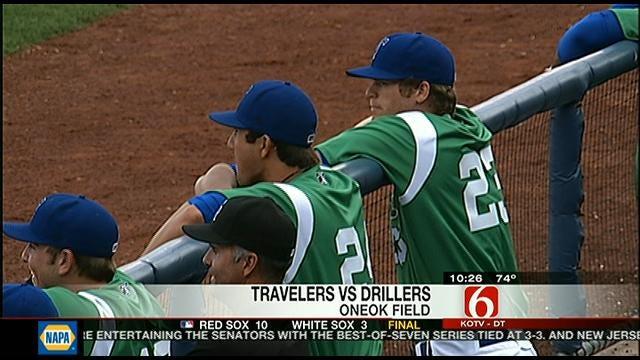 Drillers Top Arkansas