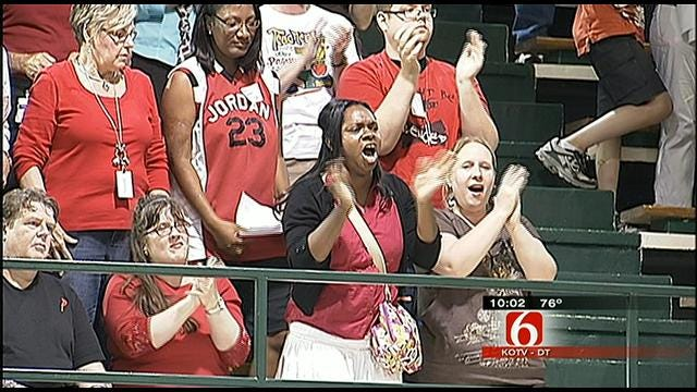 Tulsa Parents Rally For An Increase In School Funding