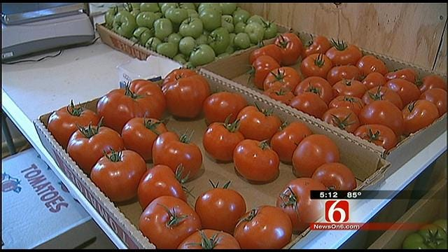 Oklahoma's Only Hydroponic Green House