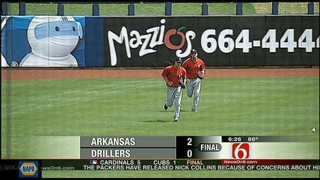 Highlights: Arkansas Blanks Drillers