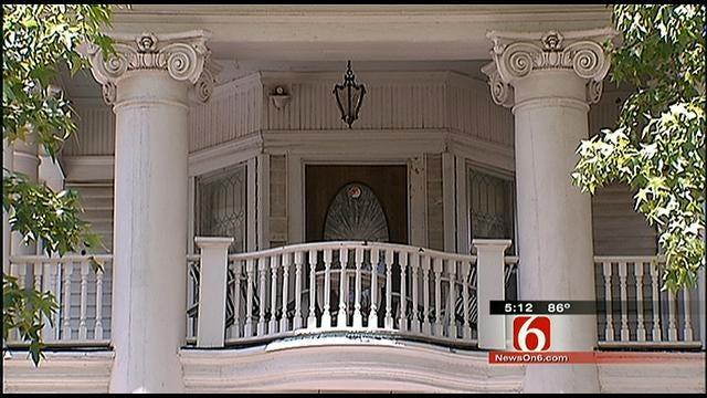 Oklahoma's Own: Historic Muskogee Home Has Interesting Beginning