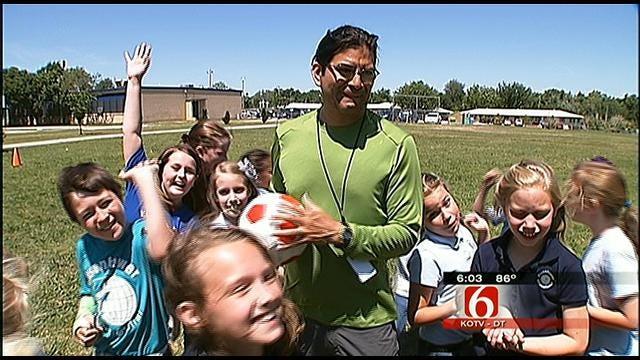 Students, Parents Lobby Oklahoma Legislature On School Funding