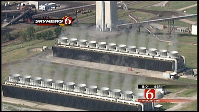 Oklahoma, EPA And PSO End Dispute Over Oologah Power Plant