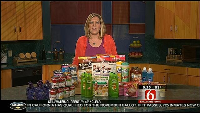 Money Saving Queen: Using Sales To Stock Up Your Pantry