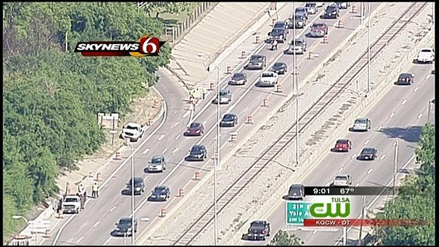 Stay On? Get Off? Navigating Tulsa Construction Mess