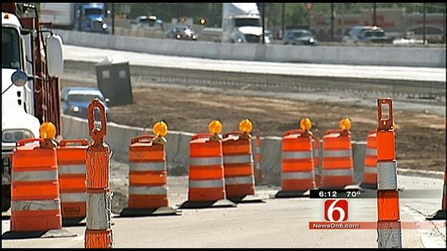 Widow Of ODOT Worker Reminds Oklahoma Drivers To Slow Down