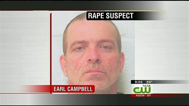 Police: DNA Connects Enid Man To Wagoner Senior Citizen Rapes