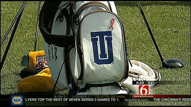Golden Hurricane Golf On A Mission
