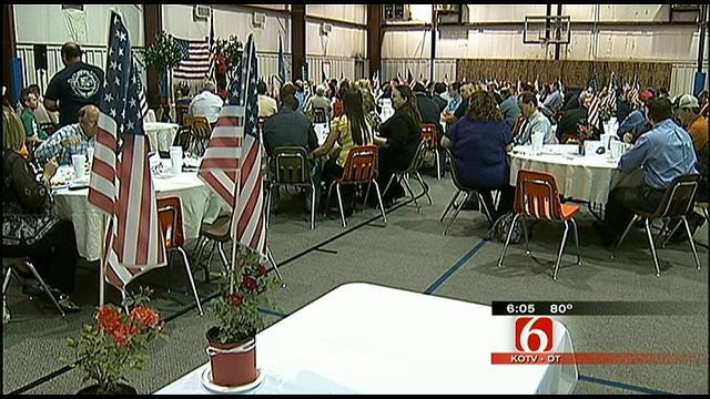 Heroes Luncheon Gives Thanks To Law Enforcement, First Responders