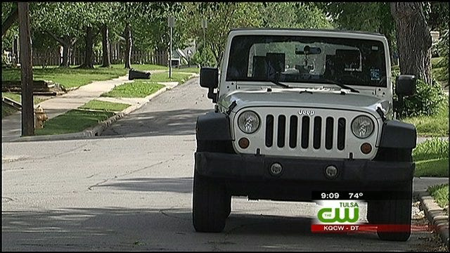 'Jay Parking' One Of The Most Ticketed Parking Violations In Tulsa