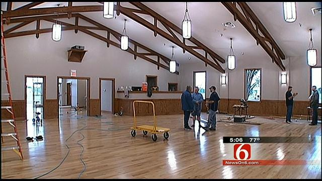 New Camp Gruber Chapel To Honor Oklahoma's 45th Infantry