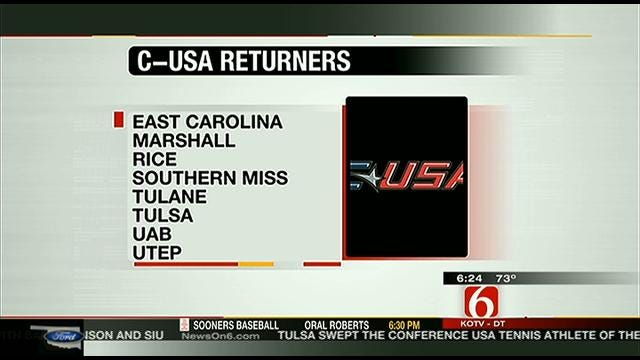 """Reports: C-USA Merger """"Unlikely"""""""