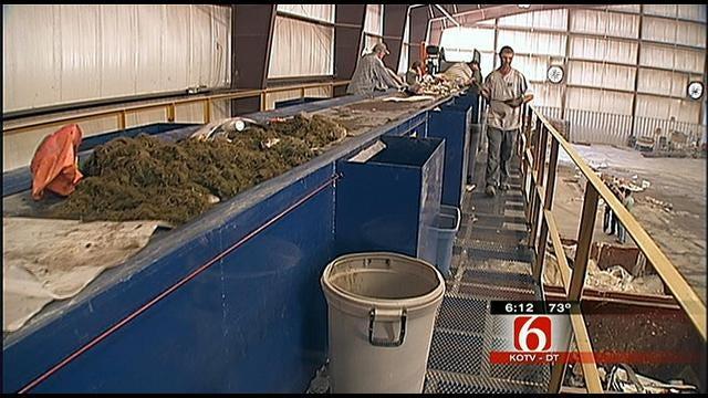 Tulsa Company Installs More Efficient Way To Recycle