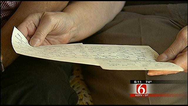 Oklahoma Woman Forges Friendship With The Power Of The Pen