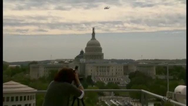 WEB EXTRA: Space Shuttle Discovery Makes Final Flight