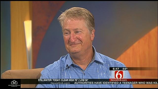 Author Andy Andrews Visits With Six In The Morning
