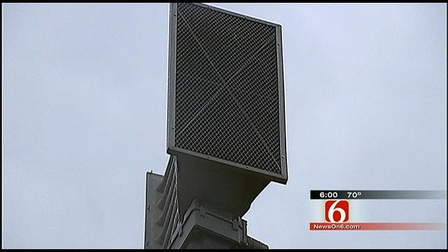 Tulsa Emergency Management Says Don't Rely On Storm Sirens