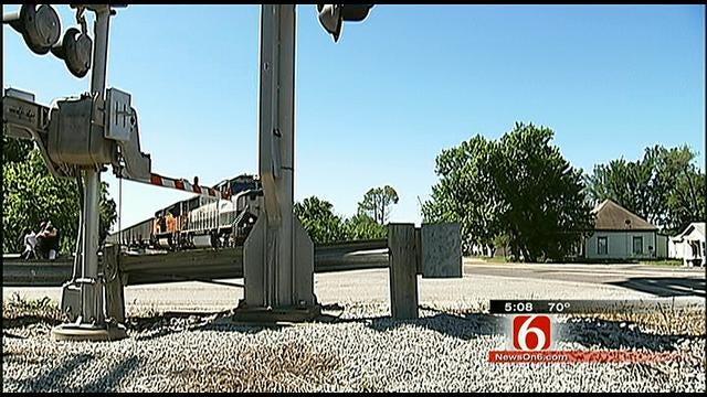 Claremore Teen Killed Crossing Railroad Tracks Identified