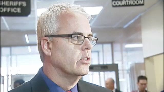 WEB EXTRA: Tulsa Assistant DA Doug Drummond Answers Questions Following Court Hearing
