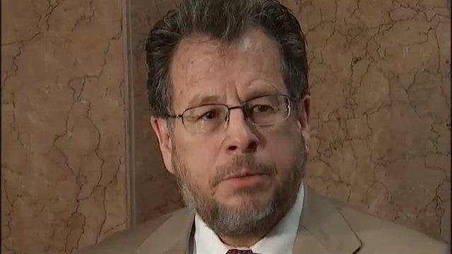 WEB EXTRA: Tulsa County Public Defender Pete Silva Talks About His Client Alvin Watts
