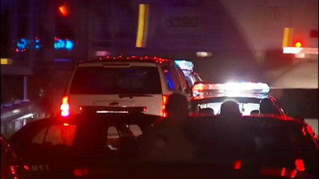 WEB EXTRA: Video From Scene Of Where Juvenile Was Struck By Train In Claremore
