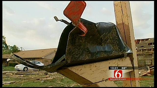 Cherokee County Family Loses Everything In Tornado