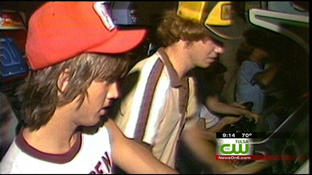 From the KOTV Video Vault: 1981 Coverage On Arcade Games