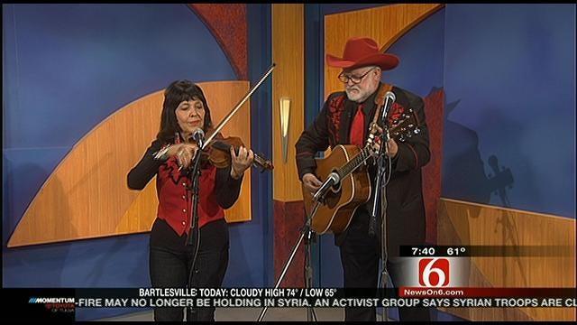 Famed Fiddler Visits Six In The Morning