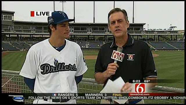 Drillers Prepare For Home Opener