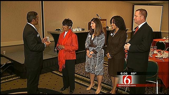 Wells Fargo Makes Donation To Greenwood Cultural Center
