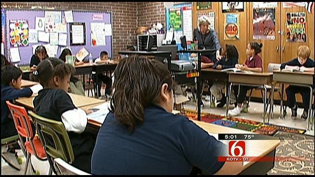 Tulsa Schools To Increase Class Size, Cut Teachers