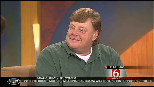 Coach Bill Courtney From The Documentary Undefeated Visits Six In The Morning