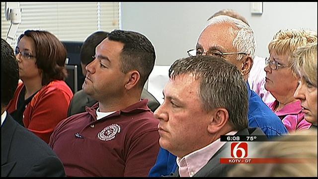 Schools Seek To Avoid Same Fate As Tulsa's McLain High School