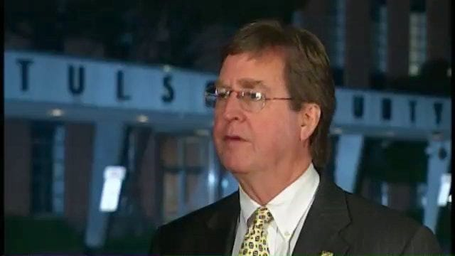 WEB EXTRA: Tulsa Mayor Dewey Bartlett Says It Is Time To Focus On Victims' Families