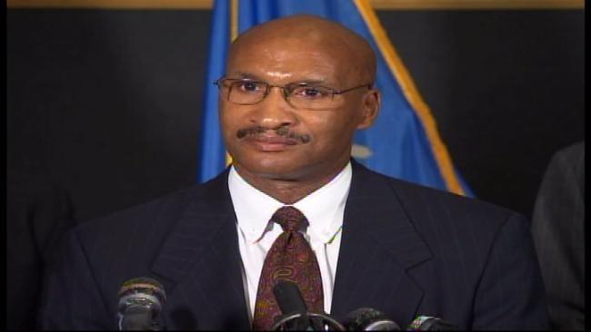 WEB EXTRA: FBI Agent James Finch On Tulsa Shooting Arrests