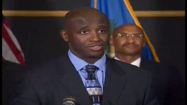 WEB EXTRA: Major Walter Evans On North Tulsa Shooting Arrests