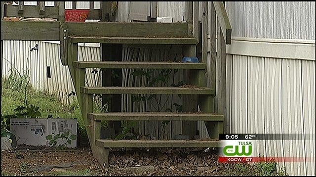 4-Year-Old Sapulpa Girl In Hospital After Being Attacked By Intruder