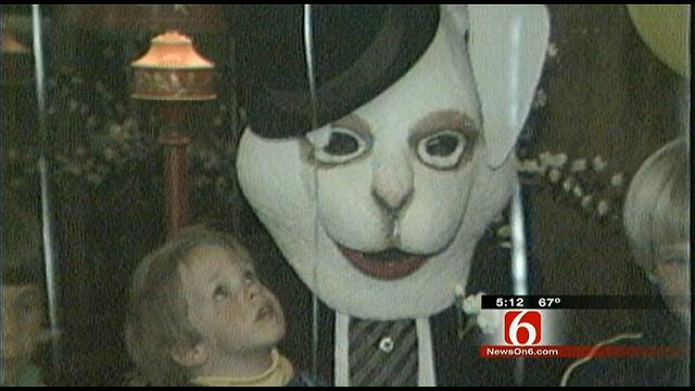 From The KOTV Vault: Easter Eggs, Bunnies And A Few Bonnets In 1981