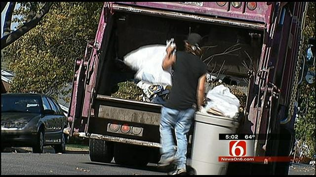 Group Threatens To Sue Tulsa Trash Board