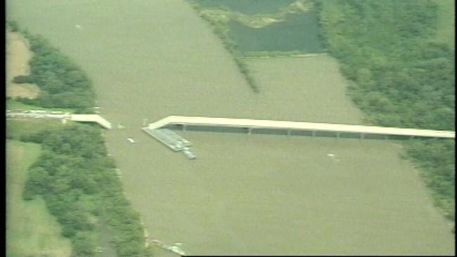 Continued Special Coverage Of The I-40 Bridge Collapse