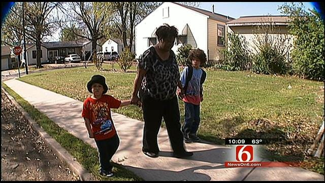 Owasso Family Turns To Food Bank After 'Perfect Storm' Of Setbacks