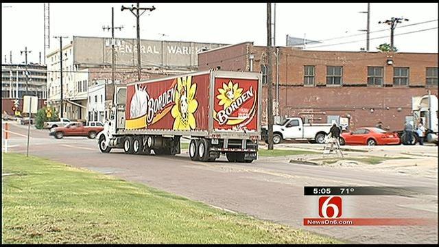 Dallas-Area Tornadoes Have Tulsa Truckers Talking