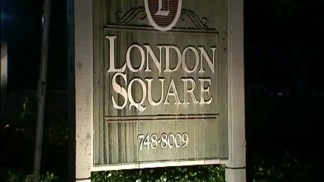 WEB EXTRA: Video From Scene Of London Square Apartments