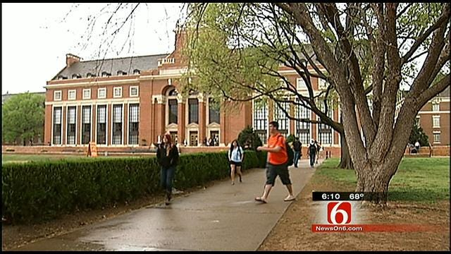 OSU Students Wear Empty Holsters To Protest Gun Restriction