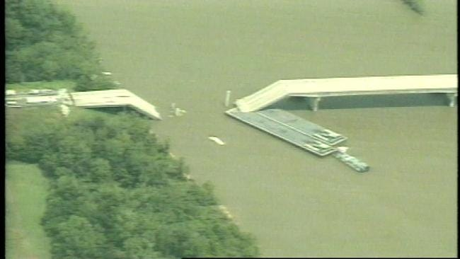 Special Coverage Of The I-40 Bridge Collapse