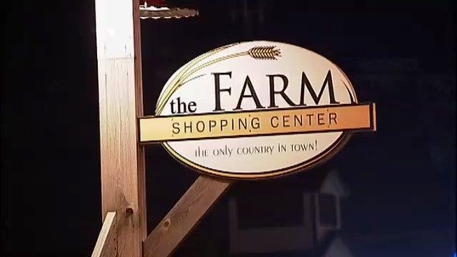 WEB EXTRA: Video From Scene Of BackWoods Burglary In The Farm Shopping Center