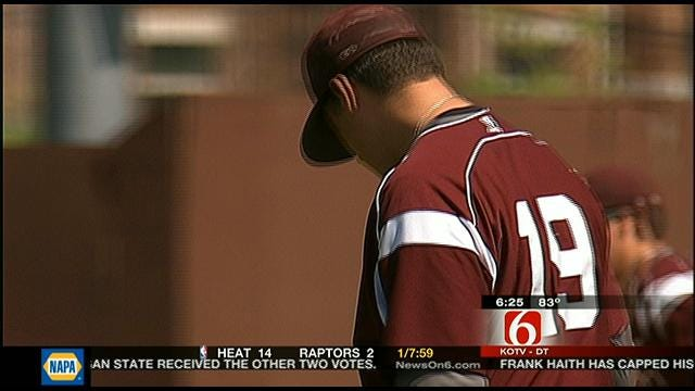 Jenks Pitcher Headed To Under Armour All-America Game