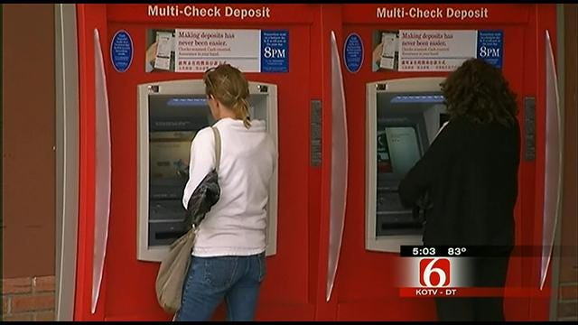 Tulsa Experts Give Advice After MasterCard, Visa Security Breach