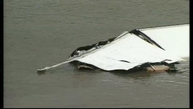 Fisherman Saves Live Of Trucker Involved In I-40 Bridge Collapse